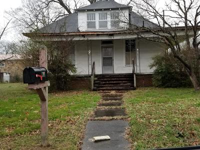 Chattanooga Single Family Home For Sale: 3301 4th Ave
