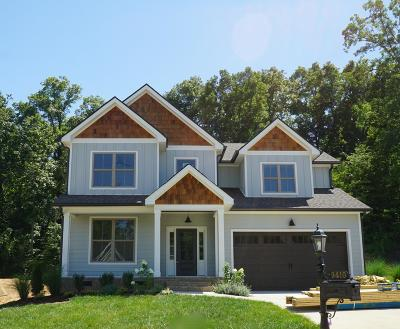Ooltewah Single Family Home For Sale: 9410 Silver Stone Ln #Lot 21