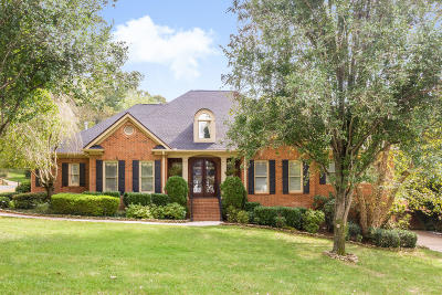 Ooltewah Single Family Home For Sale: 9928 Frost Ridge Dr