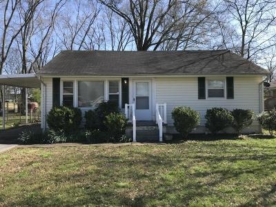 Chattanooga Single Family Home For Sale: 5504 Honeysuckle Dr