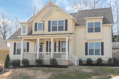 Chattanooga Single Family Home For Sale: 7958 Chianti Way