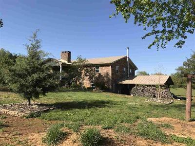 Farm For Sale: 425 Harve Lewis Rd