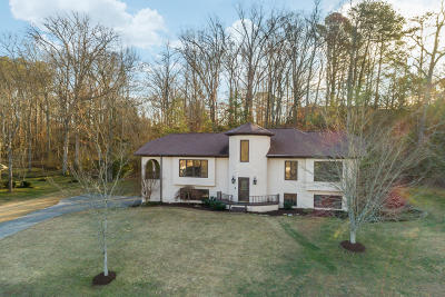 Cleveland Single Family Home For Sale: 450 NW Hunt Cliff Dr