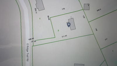 Residential Lots & Land Sold: 8638 E Ridge Trail Rd