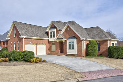 Chattanooga Single Family Home For Sale: 321 Willow Glen Rd