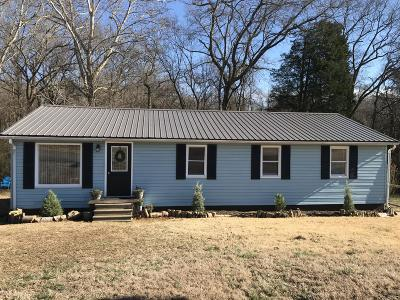 Benton Single Family Home For Sale: 150 Patty Rd