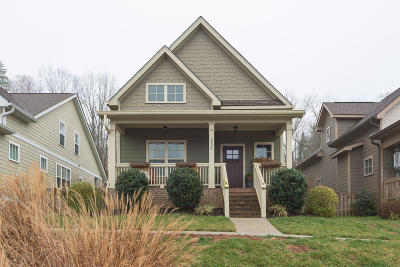 Chattanooga Single Family Home For Sale: 2332 Ashmore Ave