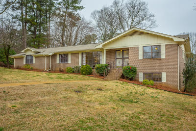 Chattanooga Single Family Home For Sale: 7129 Beacon Ln