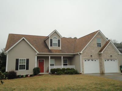 Ringgold Single Family Home Contingent: 576 Peachtree Cir