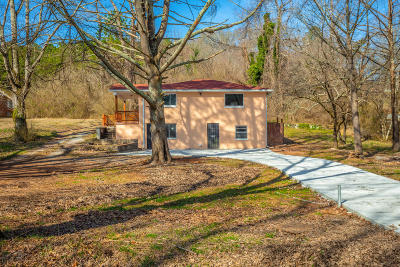 Chattanooga Single Family Home For Sale: 2537 Tunnel Blvd