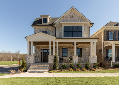 Ooltewah Single Family Home Contingent: 7018 Arbury Way