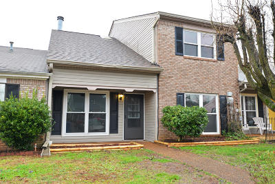 Hixson Townhouse For Sale: 1307 Greenbrook Ln