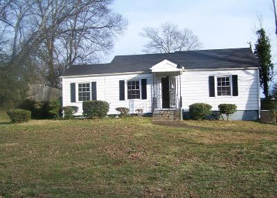 Chattanooga Single Family Home For Sale: 1302 Richard Ave