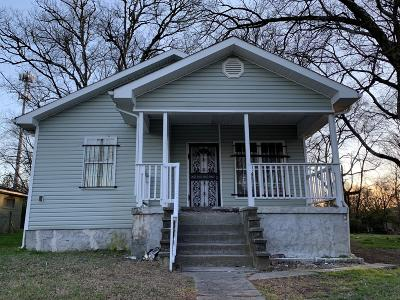 Chattanooga Single Family Home For Sale: 2204 Milne St