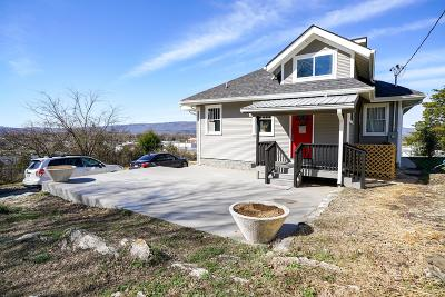 Chattanooga Single Family Home For Sale: 2806 Dodds Ave