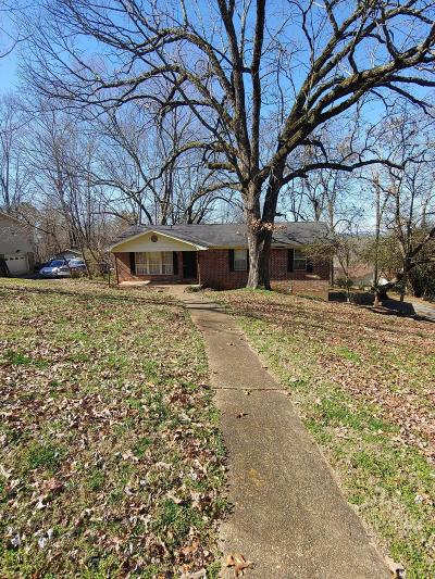 Chattanooga Single Family Home Contingent: 813 Chestnut Wood Lane Ln