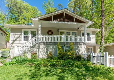 Chattanooga Single Family Home For Sale: 1007 Dartmouth St