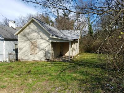 Chattanooga Single Family Home For Sale: 2517 Ocoee St