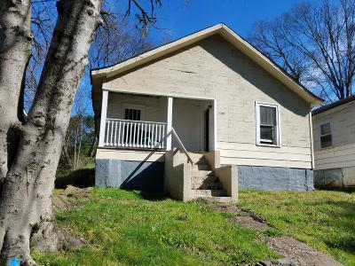 Chattanooga Single Family Home For Sale: 2617 E 18th St