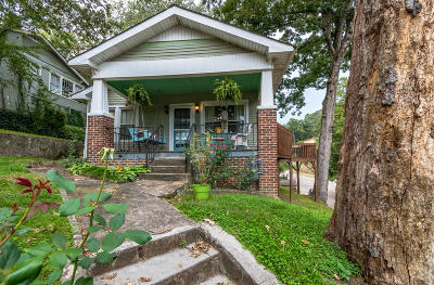 Chattanooga Single Family Home For Sale: 824 Endicott St