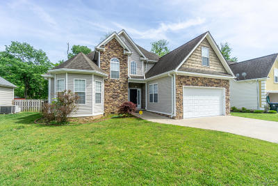 Chattanooga Single Family Home For Sale: 1848 Clear Brook Ct