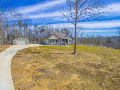 Soddy Daisy Single Family Home For Sale: 1647 Crowe Cir