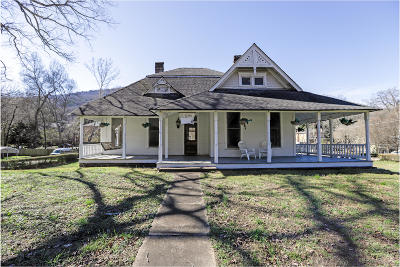 Chattanooga Single Family Home For Sale: 4103 Tennessee Ave