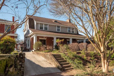 Chattanooga Single Family Home For Sale: 840 Fortwood St