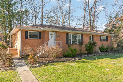 Signal Mountain Single Family Home For Sale: 1023 Signal Rd