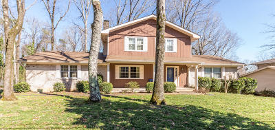 Hixson Single Family Home For Sale: 1809 Hidden Harbor Rd