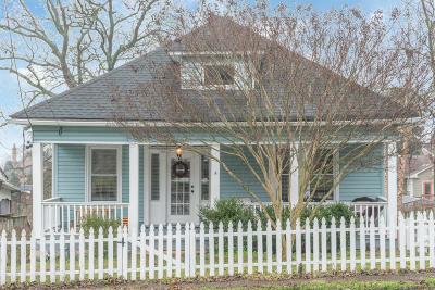 Chattanooga Single Family Home For Sale: 536 Barton Ave