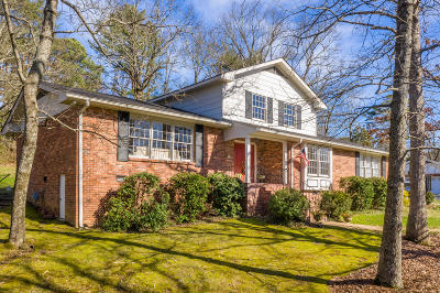Signal Mountain Single Family Home Contingent: 601 Marr Dr
