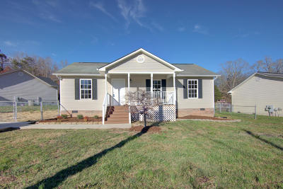 Single Family Home For Sale: 1605 Thatcher Rd