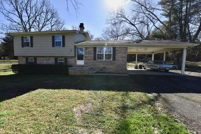 Cleveland Single Family Home For Sale: 3445 Sunray Dr