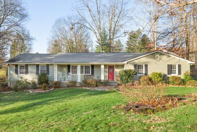 Signal Mountain Single Family Home For Sale: 200 Hathaway Dr