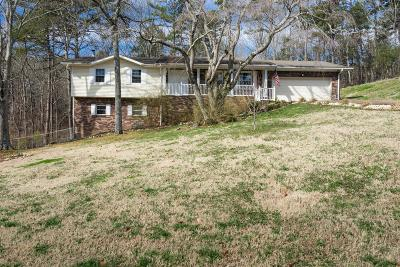 Chattanooga Single Family Home For Sale: 9111 Berkshire Cir