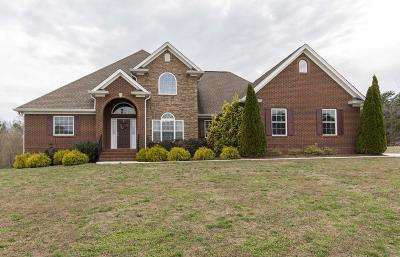 Soddy Daisy Single Family Home Contingent: 1195 Summercrest