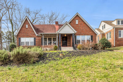 Chattanooga Single Family Home For Sale: 4110 Cherryton Dr