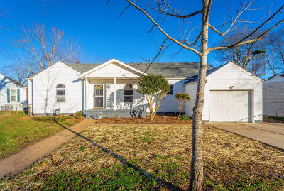 Chattanooga Single Family Home For Sale: 522 Notre Dame Ave