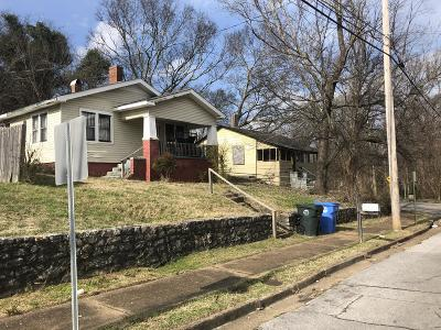 Chattanooga Single Family Home For Sale: 4025 Grand Ave