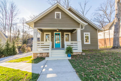 Lookout Mountain Single Family Home For Sale: 114 S Forrest Ave