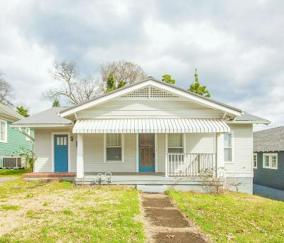 Chattanooga Single Family Home For Sale: 1203 Russell St
