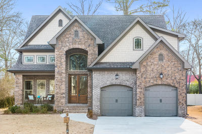 Chattanooga Single Family Home For Sale: 1010 Stone Ledge Ln #Lot 13