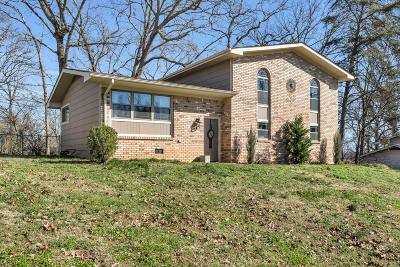 Hixson Single Family Home Contingent: 817 Sutton Dr