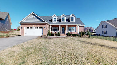 Cleveland Single Family Home For Sale: 1716 Derby Ln