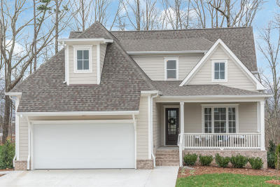 Chattanooga Single Family Home For Sale: 525 Alston Dr.