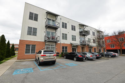 Chattanooga Condo For Sale: 1609 Long St #102