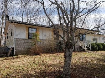 Bledsoe County Single Family Home For Sale: 169 Zachs Ln