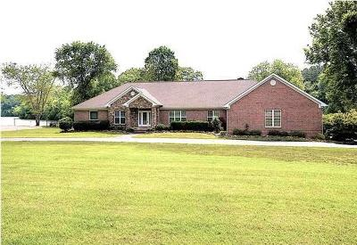Chattanooga Single Family Home For Sale: 9038 Edgewater Rd