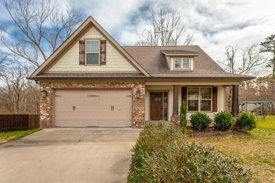 Chattanooga Single Family Home For Sale: 7317 Huntley Ln